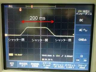 PEC-L15 高速シャッター