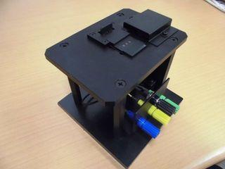 ペロブスカイト太陽電池の作製・測定用治具のご紹介