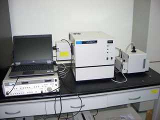 IPCE測定装置 PEC-S20 分光感度特性